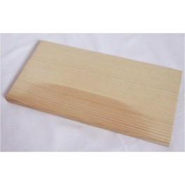 dřevěné prkýnko obdélníkové - jasan, buk (ruční výroba)