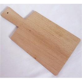 dřevěné prkýnko střední - jasan, buk (ruční výroba)