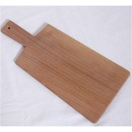 dřevěné prkýnko větší - jasan, buk (ruční výroba)
