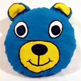 dětský polštářek Medvídek (ruční výroba)