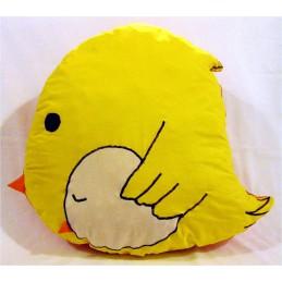 dětský polštářek Kuřátko (ruční výroba)