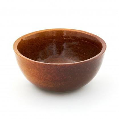 bujónka - miska na polévku / zapékací miska - kameninová miska (ruční výroba)