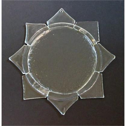 sluníčko (čiré sklo)